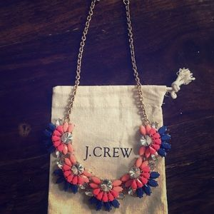 Jcrew mixed stone necklace